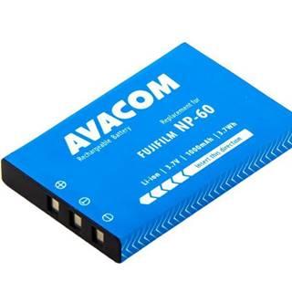 Batéria Avacom Fujifilm NP-60, Li-Ion 3.7V 1000mAh 3.7Wh