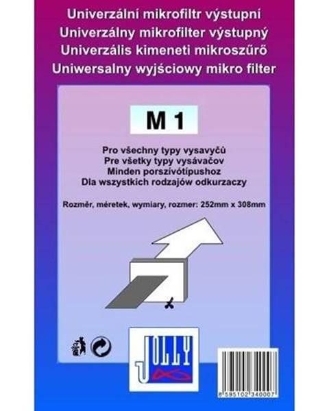 Jolly Filtry, papierové sáčky Jolly M 1