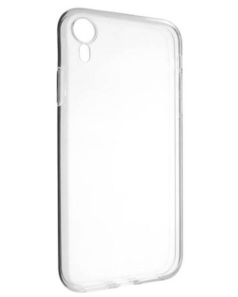 FIXED Kryt na mobil Fixed na Apple iPhone XR priehľadný