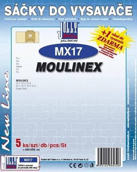 Jolly Sáčky pre vysávače Jolly MX 17
