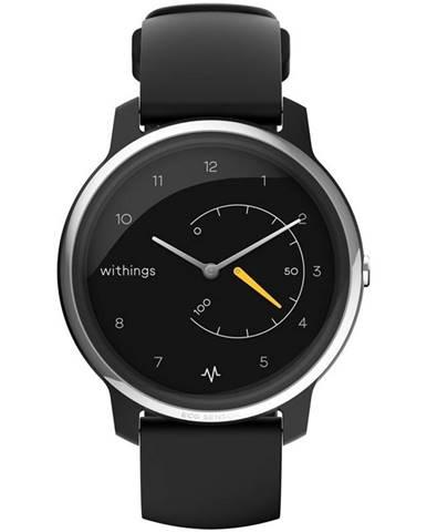 Inteligentné hodinky Withings Move ECG čierna