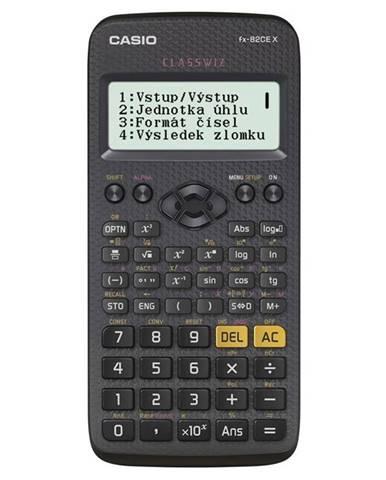 Kalkulačka Casio ClassWiz FX 82 CE X čierna