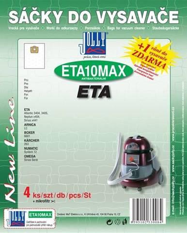 Sáčky pre vysávače Jolly MAX ETA 10