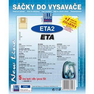 Sáčky pre vysávače Jolly ETA 2