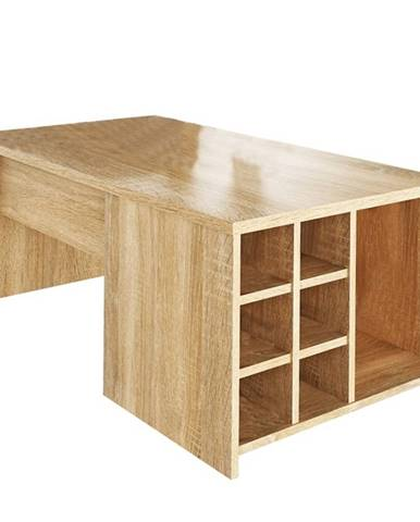 Konferenčný stolík dub sonoma DARAH