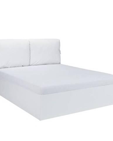 Posteľ biela160x200 ITALIA