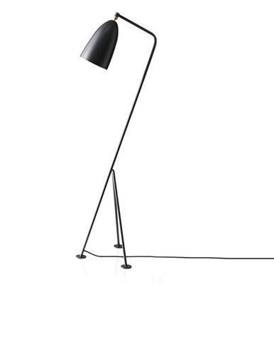 Stojacia lampa sivý kov CINDA TYP 25 YF6250-G