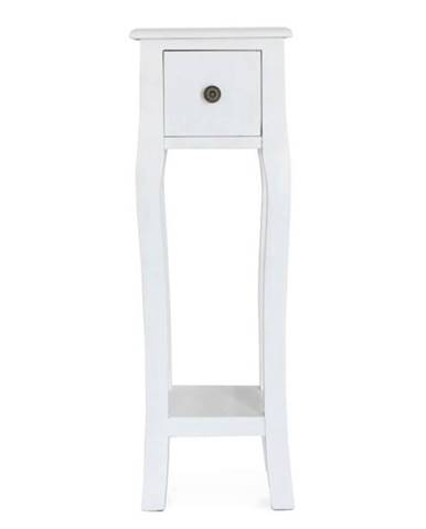 Toaletný stolík/toaletka biela WAGNER 3