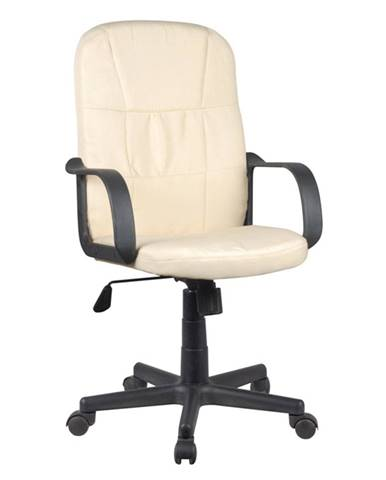 Kancelárske kreslo béžová TC3-7741 NEW