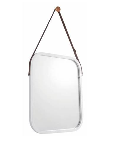 Zrkadlo bambus/biela LEMI 2