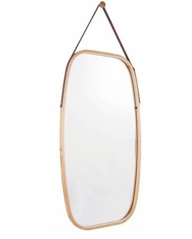 Zrkadlo prírodný bambus LEMI 3