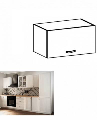 Horná skrinka G60KN biela/sosna Andersen SICILIA