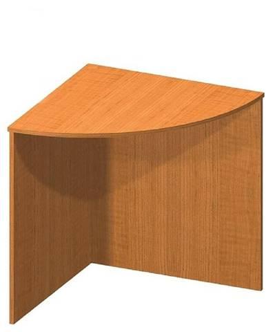 Stôl rohový oblúkový čerešňa TEMPO ASISTENT NEW 024