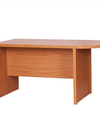 Zasadací stôl s oblukom čerešňa americká OSCAR T03