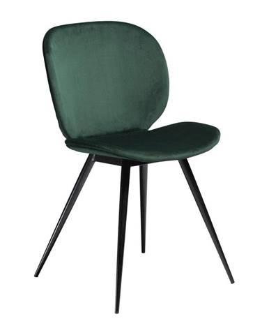 Zelená stolička DAN-FORM Denmark Cloud