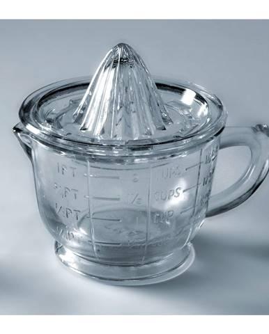 Sklenený odšťavovač na citrusy Antic Line Glassin