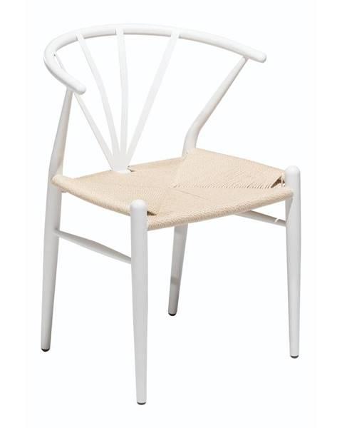 DAN-FORM Denmark Biela jedálenská stolička DAN–FORM Denmark Delta