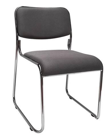 Zasadacia stolička sivá sieťovina BULUT
