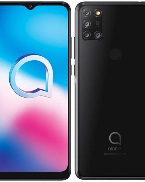 ALCATEL Mobilný telefón Alcatel 3X 2020 čierny