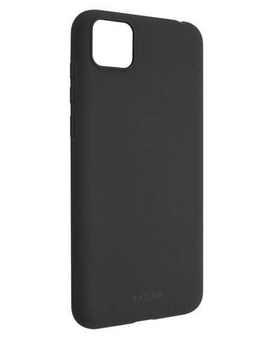 Kryt na mobil Fixed Story na Honor 9S čierny