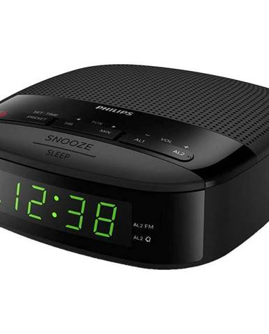 Rádiobudík Philips TAR3205 čierny