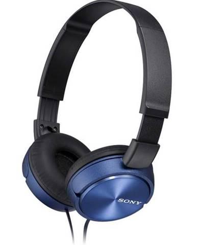 Slúchadlá Sony Mdrzx310l.AE modrá