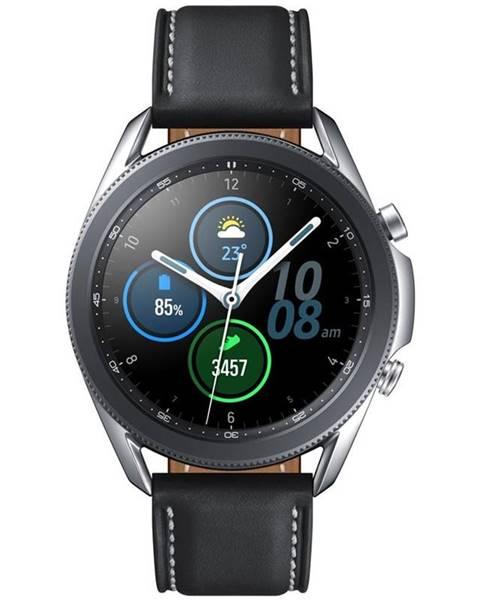 Samsung Inteligentné hodinky Samsung Galaxy Watch3 45mm strieborné