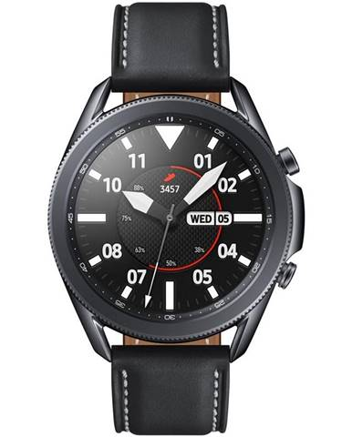Inteligentné hodinky Samsung Galaxy Watch3 45mm čierne