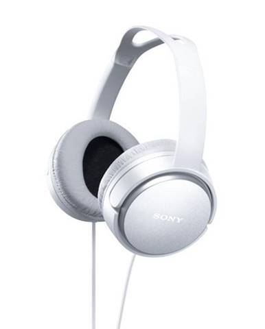 Slúchadlá Sony Mdrxd150w.AE biela