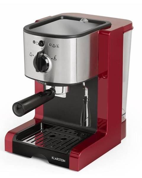 Klarstein Espresso Klarstein Passionata Rossa 15 červen