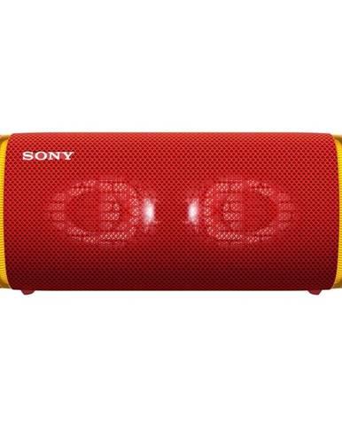 Prenosný reproduktor Sony SRS-XB33 červený