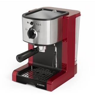 Espresso Klarstein Passionata Rossa 15 červen