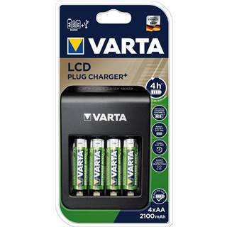 Nabíjačka Varta LCD Plug 57687101441