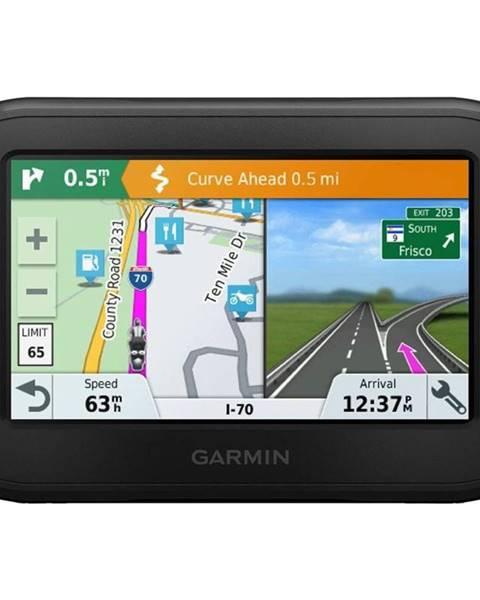Garmin Navigačný systém GPS Garmin zümo 396 čierny