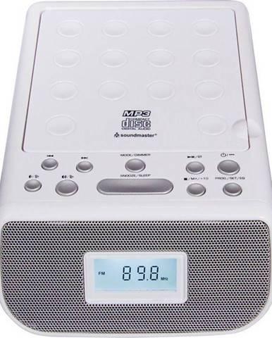 Rádiobudík Soundmaster Urd860we biely