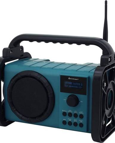 Rádioprijímač s DAB+ Soundmaster DAB80 zelen
