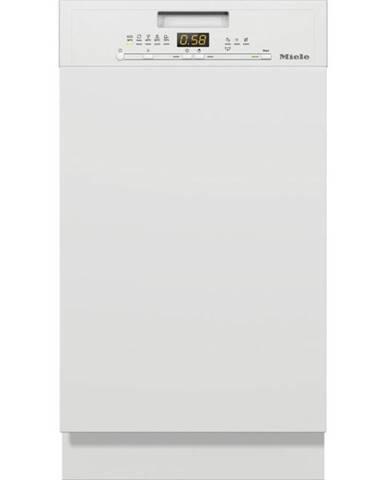 Umývačka riadu Miele G5430 SCi BW biela