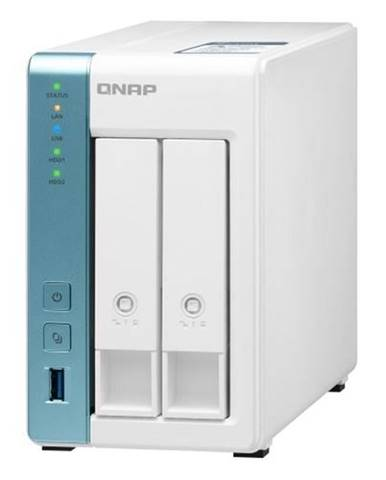 Sieťové úložište Qnap TS-231P3-2G