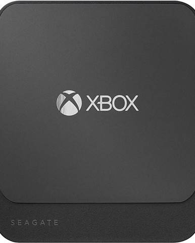 SSD externý Seagate Game Drive for Xbox 2TB, USB-C čierny
