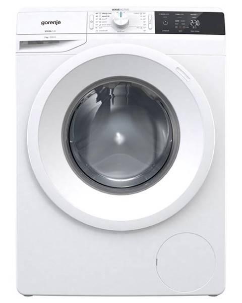 Gorenje Práčka Gorenje Essential WE723 biela