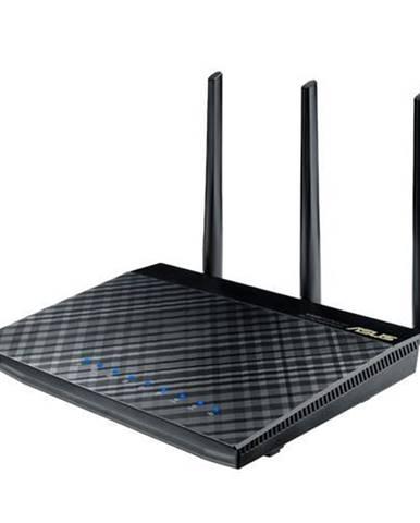 Router Asus RT-AC66U - AC1750  dvoupásmový Gigabit Wi-Fi router