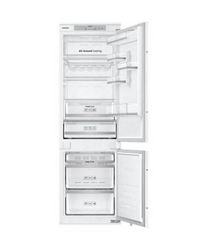 Kombinácia chladničky s mrazničkou Samsung Brb260030ww/EF
