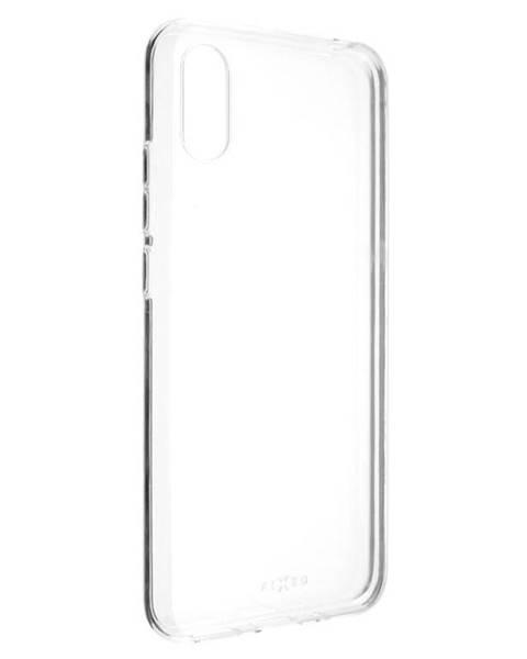 FIXED Kryt na mobil Fixed na Xiaomi Redmi 9A priehľadný