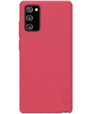 Kryt na mobil Nillkin Super Frosted na Samsung Galaxy Note20 červen