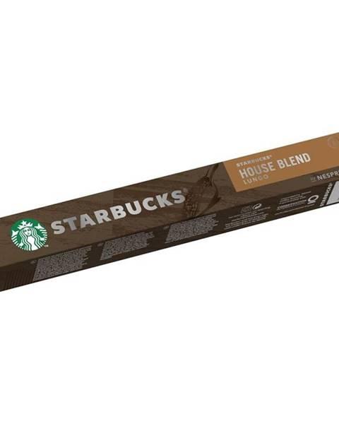 Starbucks Kapsule pre espressa Starbucks NC HoBlend 10Caps