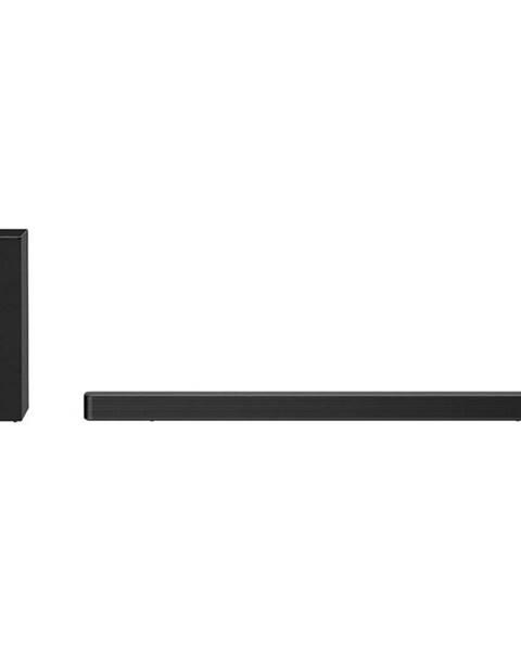 LG Soundbar LG SN6Y čierny