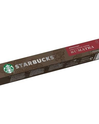 Kapsule pre espressa Starbucks NC Sumatra 10Caps