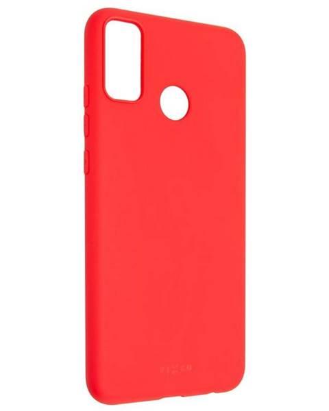 FIXED Kryt na mobil Fixed Story na Honor 9X Lite červený