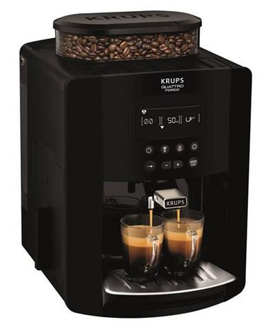Espresso Krups Essential EA817010 čierne