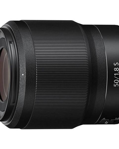 Nikon Objektív Nikon Nikkor Z 50 mm f/1.8 S čierny